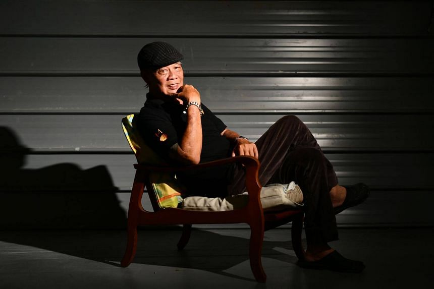 Retired police officer Davy Chan had investigated a case in the early 1970s when a hitman was hired to deal with an illegal 4-D operator who had refused to pay $60,000 to a winner.