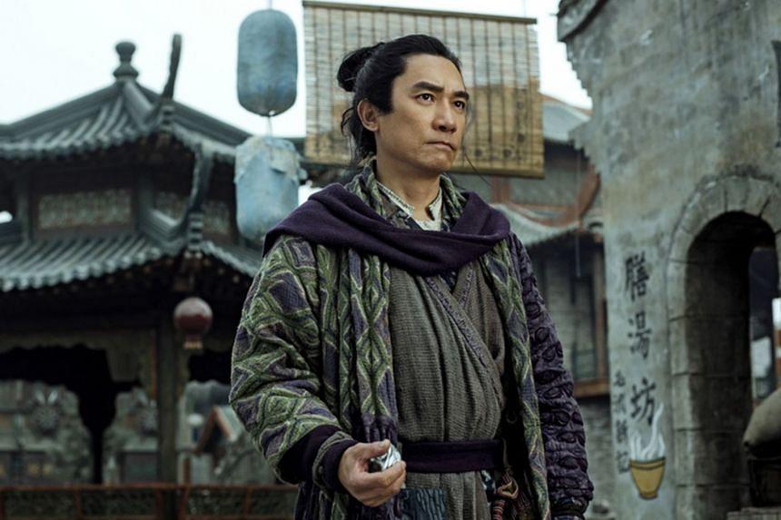 Hong Kong actor Tony Leung Chiu Wai in Monster Hunt 2.