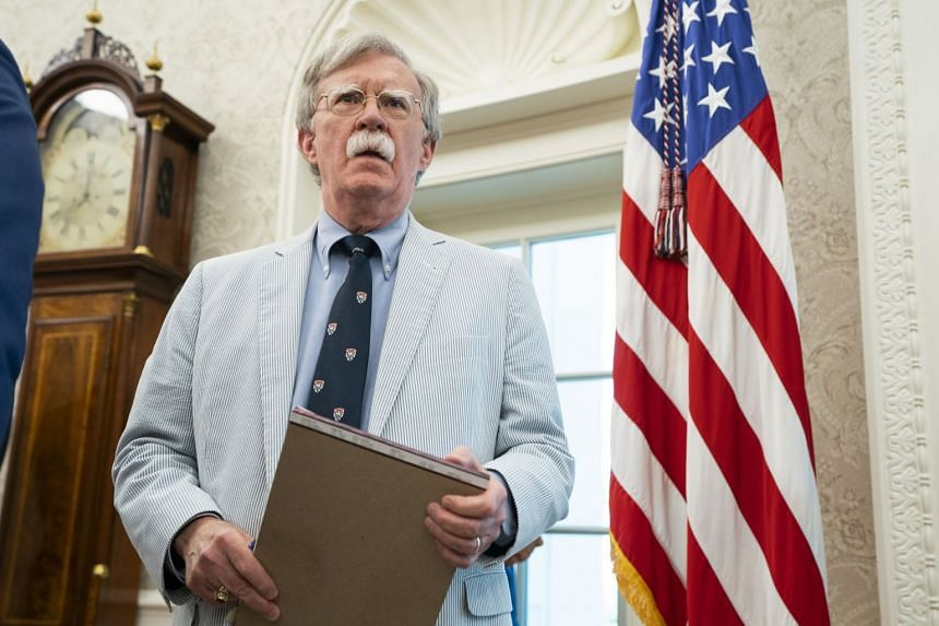 US National Security Adviser John Bolton is en route to Japan and South Korea for talks in a bid to ease tensions between the US' two biggest allies in Asia over a political and economic dispute.