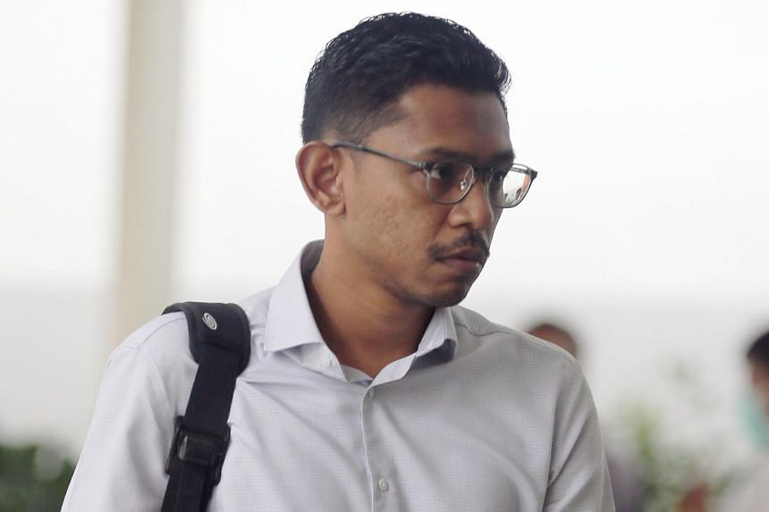 Mohamed Farid Mohd Saleh, a first warrant officer, is contesting the charge of abetting a rash act causing death.