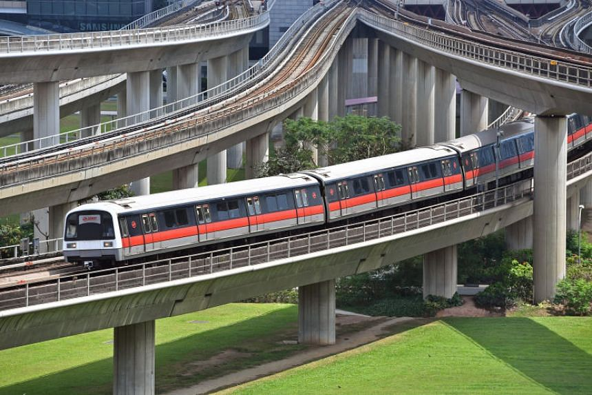 ST Engineering and rail operators SMRT and SBS Transit signed a memorandum of understanding last month to collaborate in the cost-effective development of engineering capabilities for rail operations and maintenance.