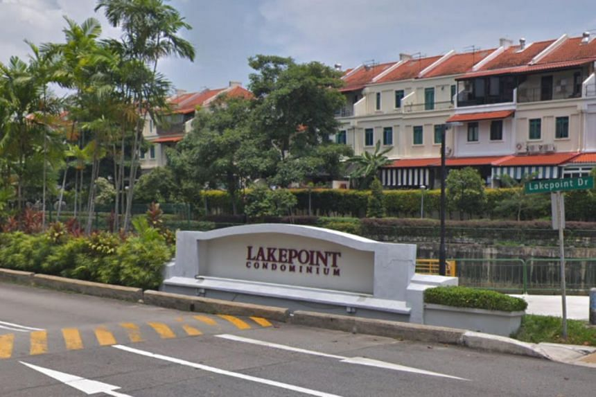Lakepoint Condominium comprises 304 residential units, ranging from studio apartments to penthouses, and five shop units.