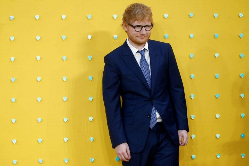 Songs from Ed Sheeran's new album were featured on more than 800 official Spotify playlists.