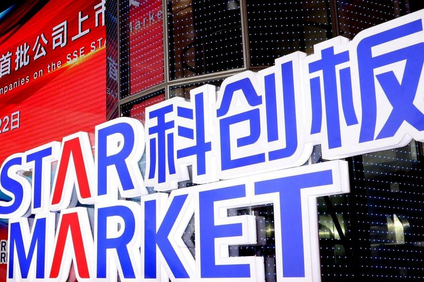 China's new Star Market trims massive gains on second wild day of