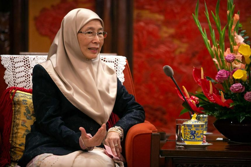Datuk Seri Wan Azizah made the remarks at an event in Putrajaya on Monday (July 22) after being asked to comment on a claim by Economic Affairs Minister Datuk Seri Azmin Ali that he knew the mastermind behind the video.