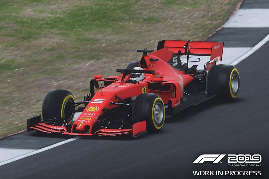 The biggest highlight of F1 2019 is the new career mode that begins with you being a F2 driver working your way up to F1.