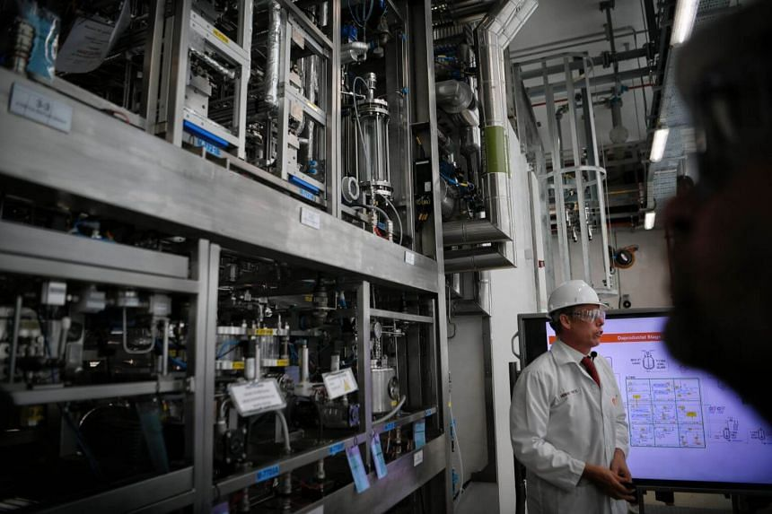 Most recently, pharmaceutical giant GlaxoSmithKline unveiled a fully automated continuous manufacturing facility and an expanded production building at its Jurong site.