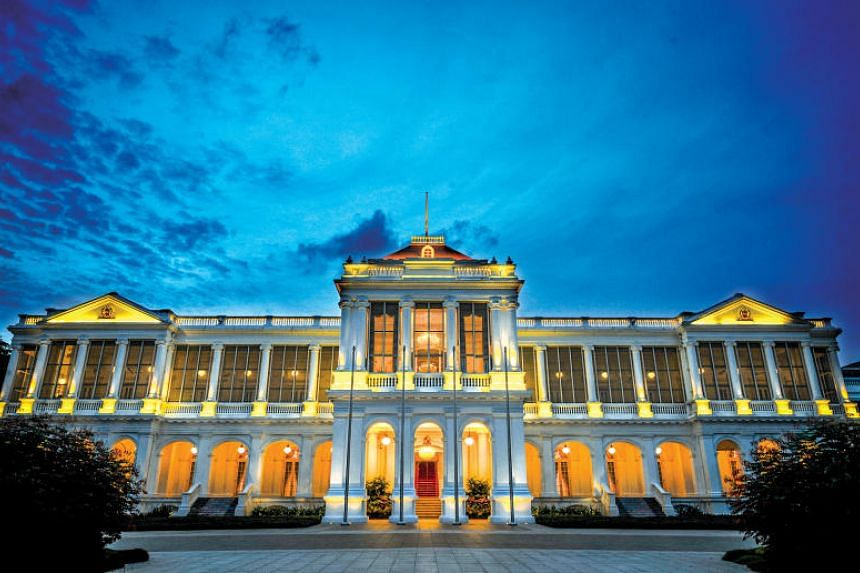 The series of three books, titled 150 Best Kept Secrets Of The Istana, will also introduce readers to some of the inner workings behind state events in the presidential estate.