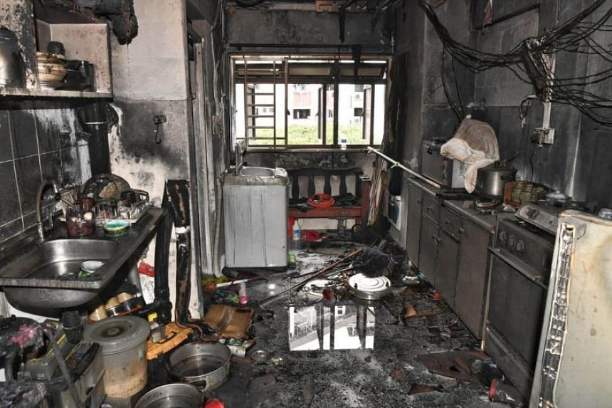 The fire safety sales scam comes after recent fires that have injured residents and destroyed flats in several HDB estates.