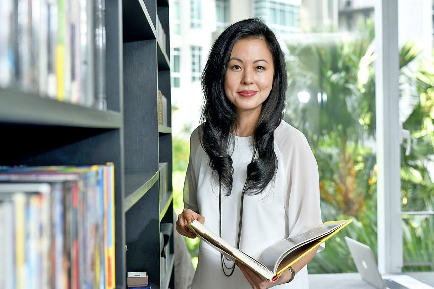 Ms Gillian Tan is the founder of web video venture Clicknetwork, which produces over 40 online shows that cover a range of topics.