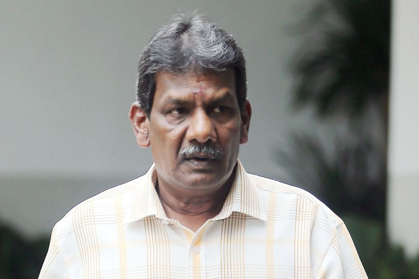 Cleaner Elankovan Marimuthu's action sparked an operation involving dozens of officers from various units, including SAF personnel from the explosives defence group.