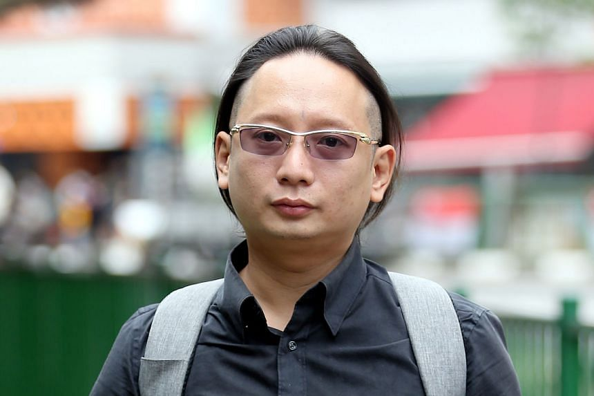 Toh Zhiwei was found guilty of riding a device in a rash manner, causing hurt to Madam Liang Yuan-chia when his e-scooter hit her last year.