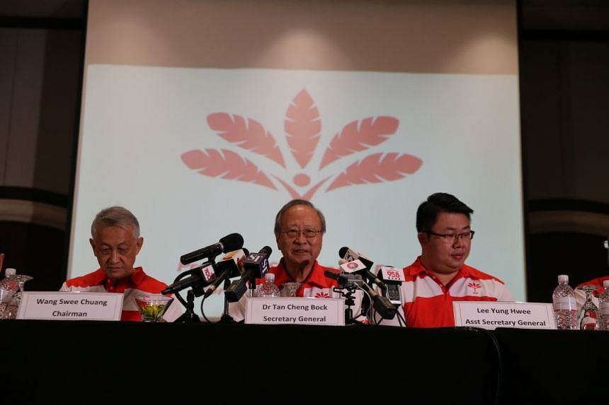 Former People's Action Party MP Tan Cheng Bock outlined why he had decided to start the Progress Singapore Party to fight against his previous party at a press conference on July 26, 2019.
