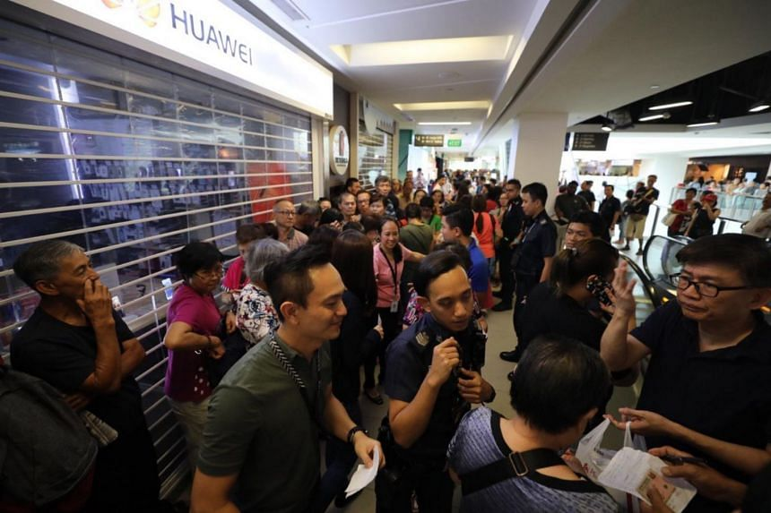 The promotion, which slashed the price of the Huawei Y6 Pro 2019 from $198 to $54 for Singaporeans and permanent residents above the age of 50, started on Friday and is running till Sunday.