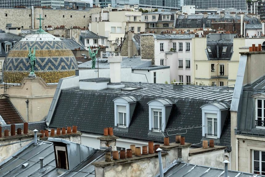 Paris is locked in a battle to future-proof itself against heatwaves to come while preserving its heritage.