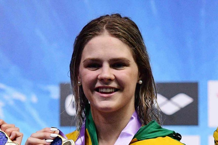 Australian swimmer Shayna Jack admitted that she tested positive for a banned substance in an Instagram post on July 27, 2019.