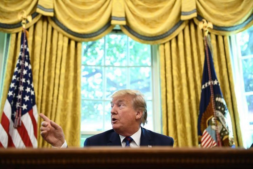 US President Donald Trump said China may prefer waiting till a Democrat is in office before signing a trade agreement.