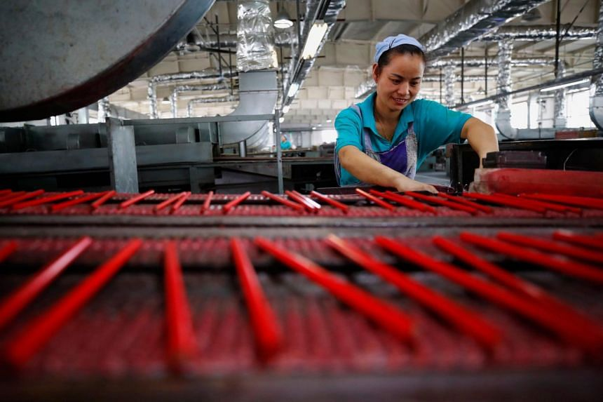 Vice-Minister for Industry and Information Technology Xin Guobin said China is confident of achieving its industrial growth target this year of 5.5 per cent to 6 per cent.
