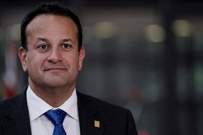 Irish Prime Minister Leo Varadkar warned a no-deal Brexit could see more people in the North question the union with England, Scotland and Wales.