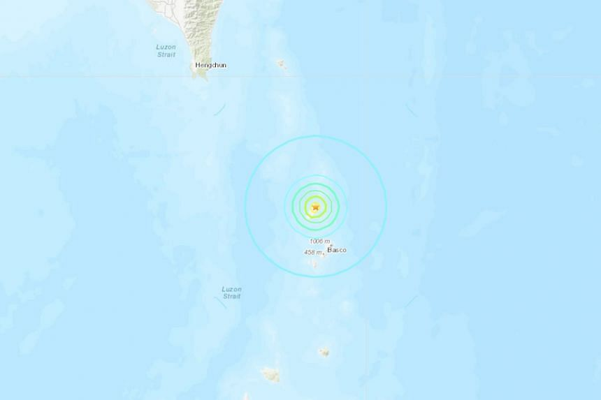 The quakes - of magnitude 5.4 and 5.9 - struck within hours of each other, according to the US Geological Survey.