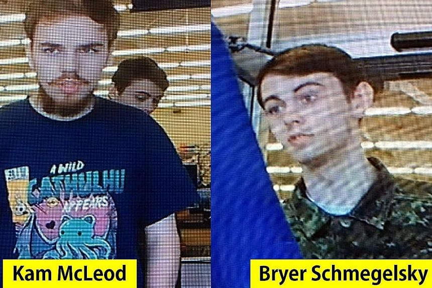 Since last Tuesday, the village of Gillam, near Hudson Bay, has been on the alert for Canadians Kam McLeod, 19, and Bryer Schmegelsky, 18. The fugitives wound up near the village following a 3,000km chase across four provinces after their victims wer