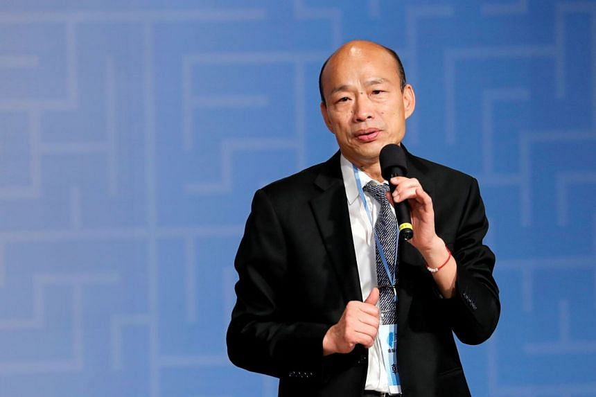 Kaohsiung City Mayor Han Kuo-yu, who favours closer exchanges with China, beat off challenges from four other candidates in the party's presidential primary, with the result cleared by the party's central standing committee.