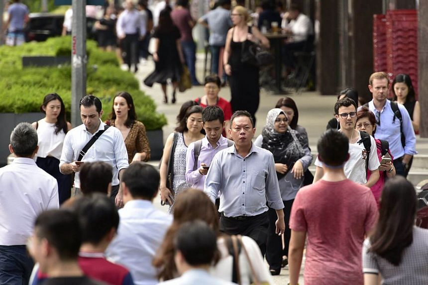 Preliminary data showed that unemployment for Singaporeans rose and employment growth slowed in the second quarter of this year, though retrenchments dipped, with employers more cautious in hiring.