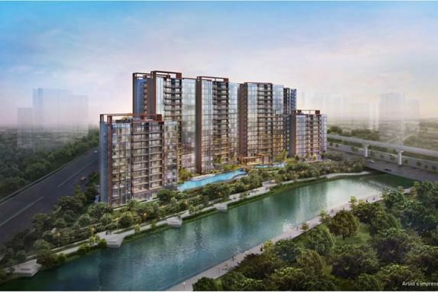 Piermont Grand overlooks My Waterway@Punggol and is a three-minute walk to Sumang and Nibong LRT stations, which are connected to Punggol MRT station and bus interchange.