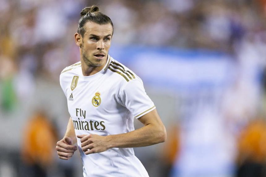 The former Tottenham Hotspur winger came off the bench to play half an hour in Real Madrid's record 7-3 defeat to rivals Atletico Madrid on Saturday.