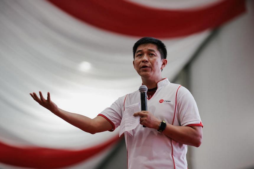 Speaker of Parliament Tan Chuan-Jin announced the new scheme at a National Day dinner event for the Kembangan-Chai Chee ward of the Marine Parade GRC, where he is an MP, on July 28, 2019.