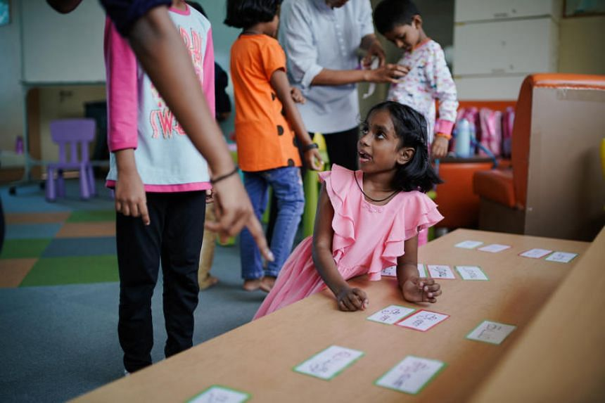 The pre-school Tamil Enrichment Programme launched by the Singapore Indian Development Association on July 1, 2019, has enrolled 250 children for the 20-week course.