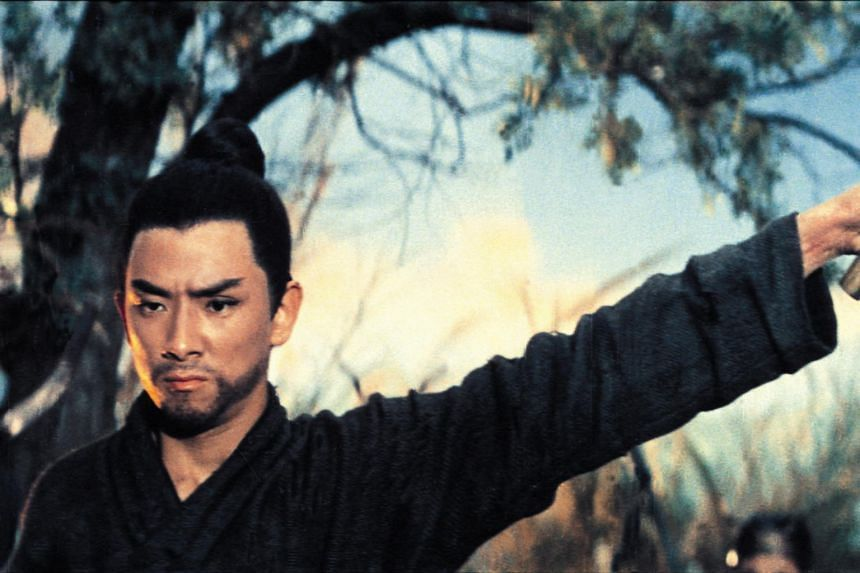 Jimmy Wang Yu, now 76, once slayed box-office opponents as the One-Armed Swordsman (1967) on screen.