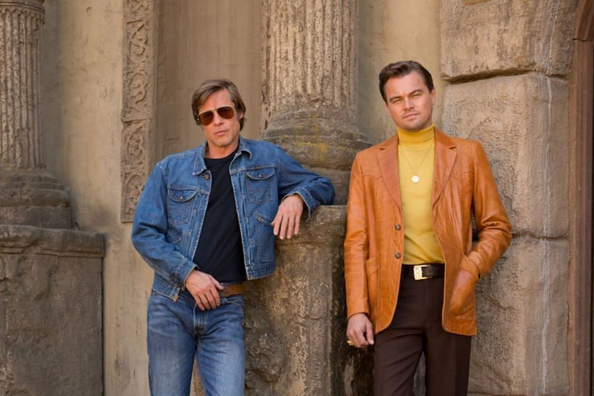 Once Upon a Time in Hollywood has the benefit of positive reviews and the rare chance to see Leonardo DiCaprio (right) and Brad Pitt share the big screen.