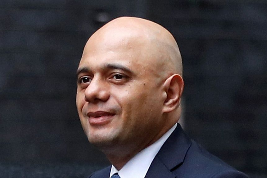 Chancellor Sajid Javid says he will overhaul the British Treasury's approach to Brexit.