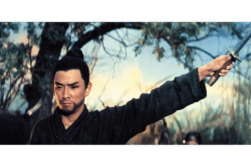 Jimmy Wang Yu was the star of the 1967 movie One-Armed Swordsman.