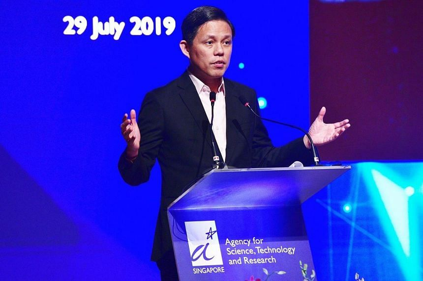 Singapore also invests to stretch the top tier to excel to their potential and the A*Star scholarships are part of the wider national strategy to do so, said Minister for Trade and Industry Chan Chun Sing.