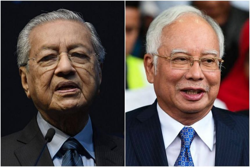 Malaysia's Prime Minister Mahathir Mohamad has rubbished claims of contrasting treatments in two sex scandals by his ex-protege Najib Razak.