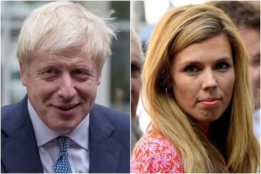 Prime Minister Boris Johnson will be joined by his partner Carrie Symonds when he moves into his official Downing Street residence on July 29, 2019.