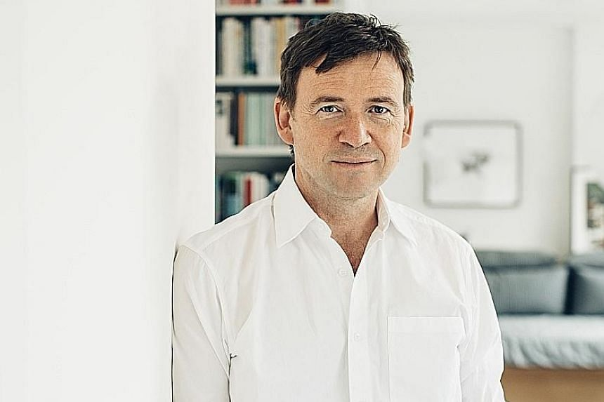 Sweet Sorrow by David Nicholls (left) is about an aimless 16-year-old who is drafted into an amateur theatrical production and falls in love with the leading lady.