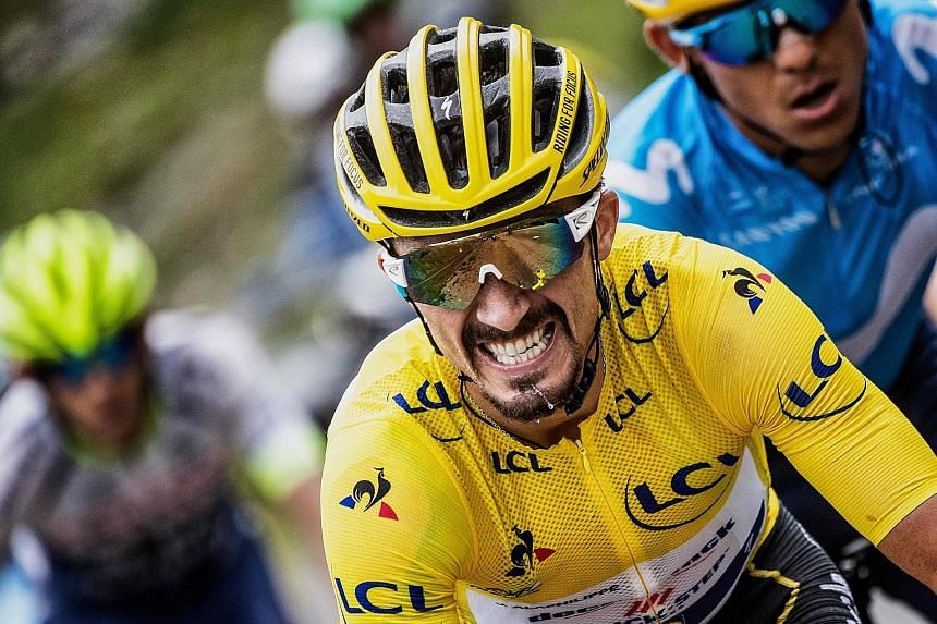 Despite the double heartbreak for Thibaut Pinot, who withdrew in Stage 19 with injury, and Julian Alaphilippe running out of gas at the Tour de France's penultimate stage, the French duo's performance has revived hopes of a long-awaited home-g