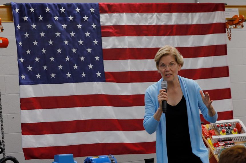 Elizabeth Warren has offered the most voluminous policy proposals in the crowded field of Democrats hoping to challenge Republican President Donald Trump in the November 2020 election.