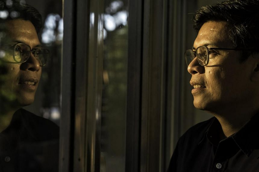 Artistic director Patrick Flores for the upcoming Singapore Biennale. The event is titled Every Step In The Right Direction and will be spread over about 10 places, mostly in the Civic District, including the National Gallery Singapore and Asian Civi
