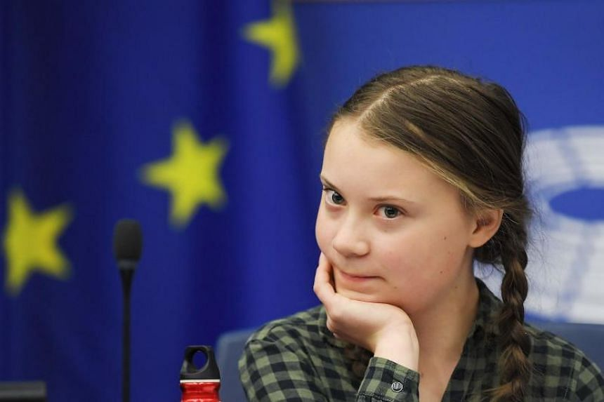 Swedish climate activist Greta Thunberg refuses to fly owing to the negative impact on the environment.