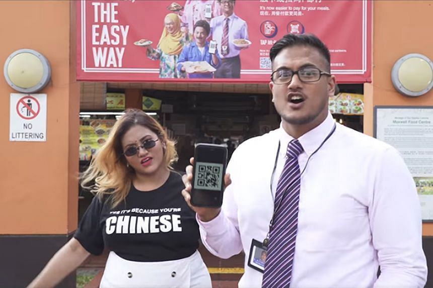The rap video, which features Preeti Nair and rapper Subhas Nair, was posted on Facebook and YouTube on July 29, 2019.