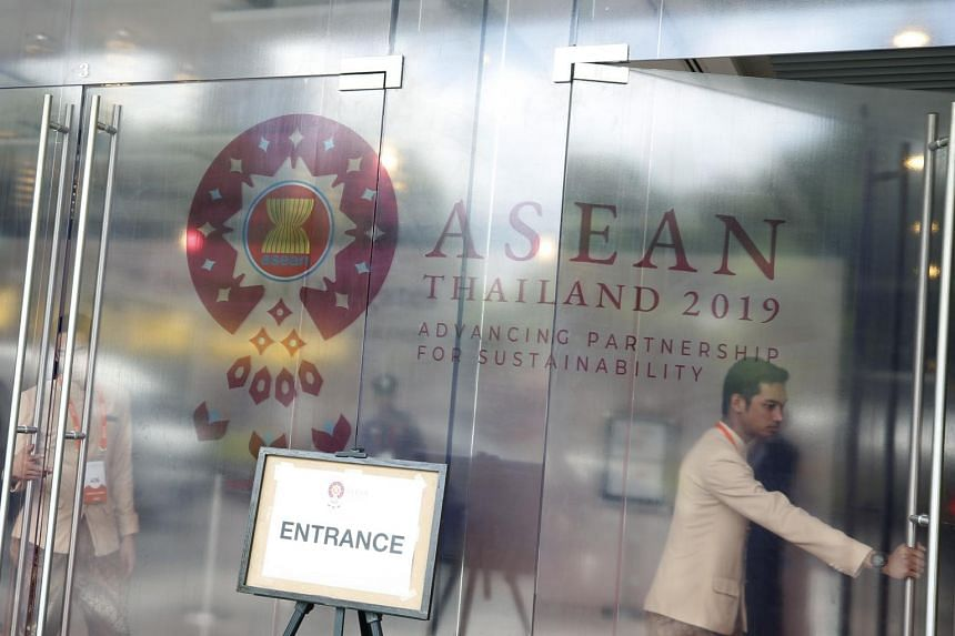 Thailand is hosting the Asean Foreign Ministers' Meeting in Bangkok this year.