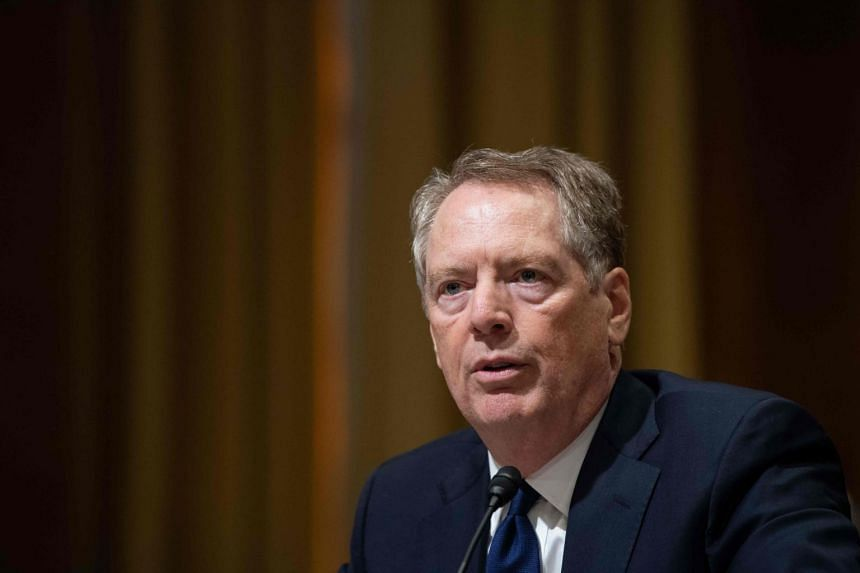 Robert Lighthizer says Vietnam must cut its trade surplus with US