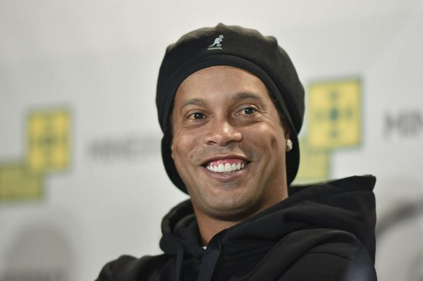 Brazil star Ronaldinho has been forbidden to sell 57 of his real estate properties due to an unpaid environmental fine and other debts by a court in southern Brazil, according to  a Brazilian newspaper.