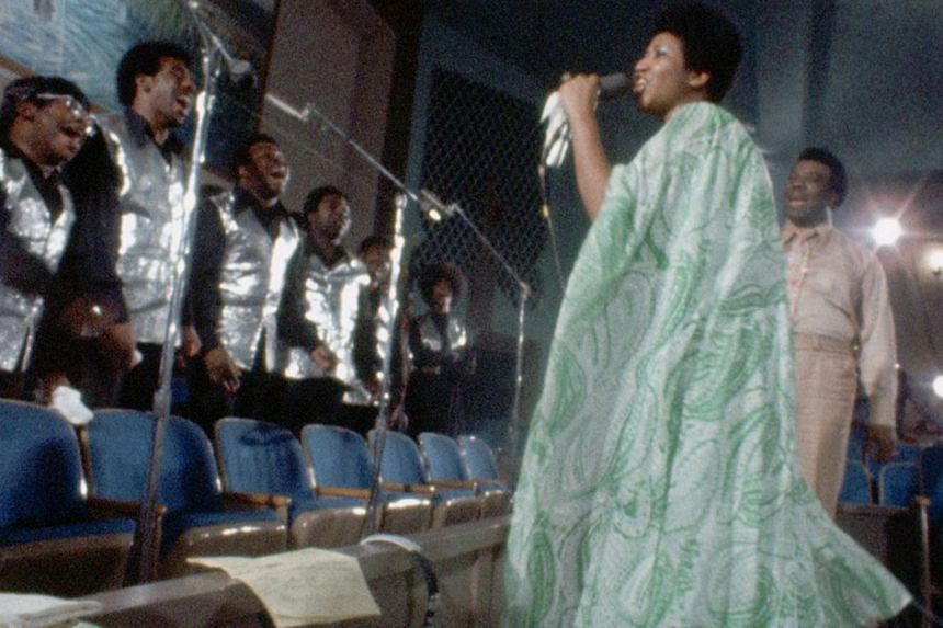 Over two nights at the New Temple Missionary Baptist Church, Los Angeles in 1972, Aretha Franklin recorded her biggest-selling album.