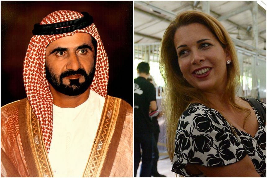 Dubai's ruler and vice-president of the United Arab Emirates, Sheikh Mohammed, 70, and 45-year-old Haya, daughter of Jordan's late King Hussein, are locked in the legal fight in the family division of the High Court in London.