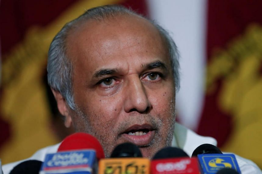 Sri Lanka Muslim Congress leader Rauff Hakeem said his community had cooperated with security forces but faced collective victimisation.
